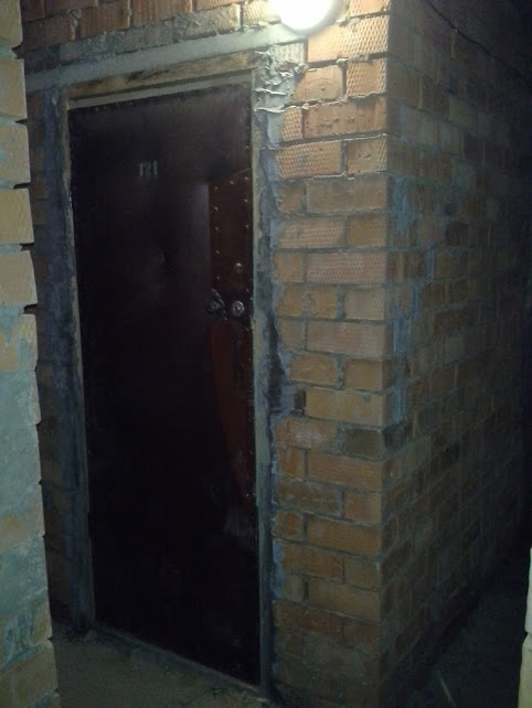 двері збоку