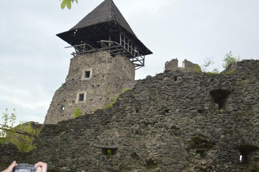руїни невицького замку